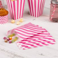 Carnival Pink Sweet Bags (25)